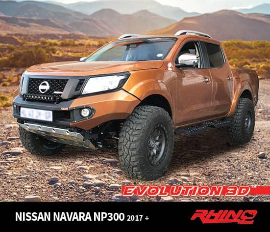 Nissan Navara 2017 Rhino 4 215 4 Africa