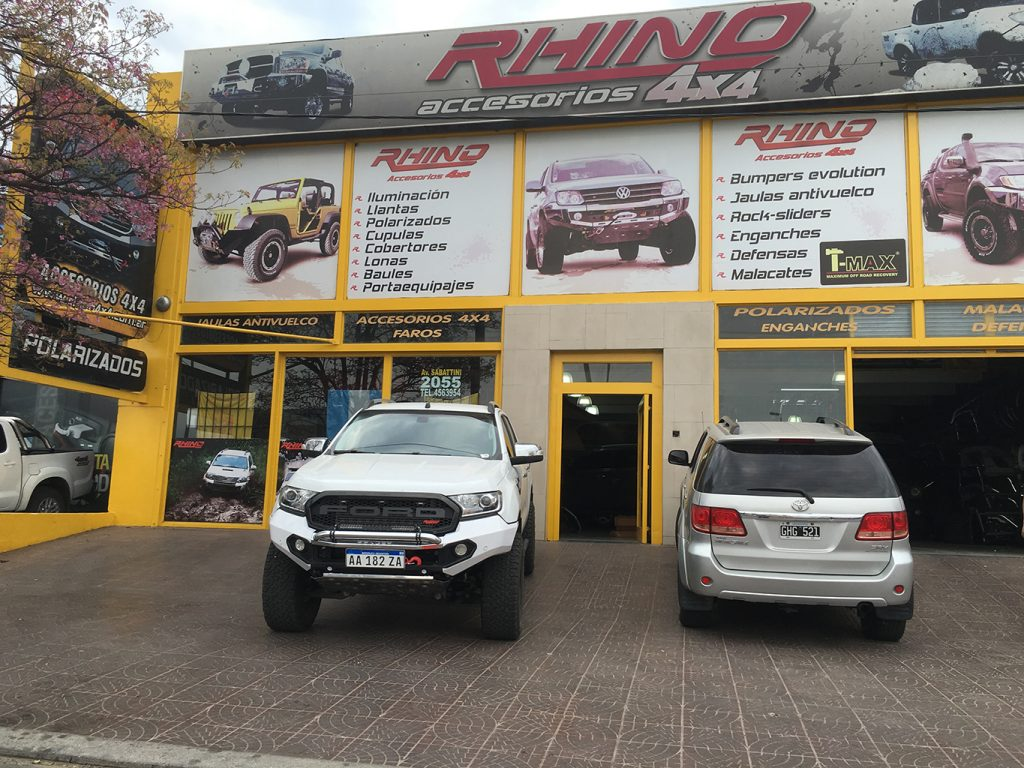 Rhino 4×4 | Africa – Offroad Vehicle Accessories