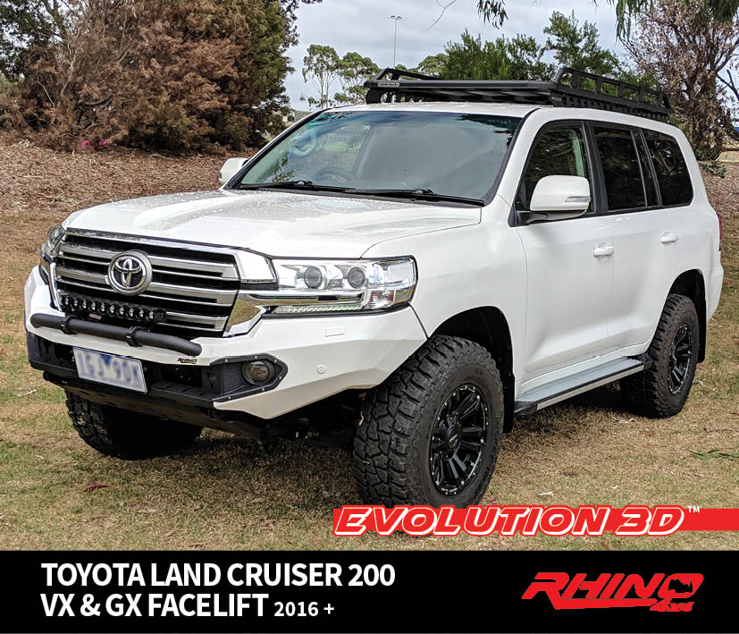 TOYOTA LAND CRUISER 200 VX and GX FACELIFT 2016+ – Rhino 4 ...